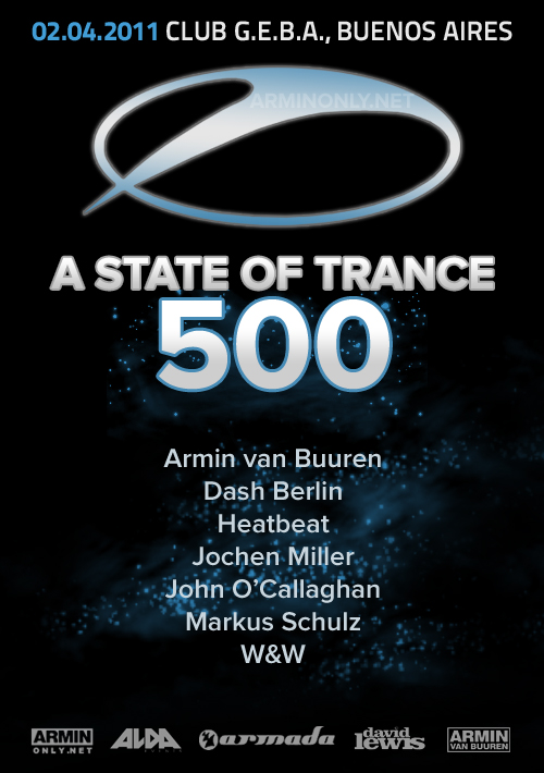 ASOT 500 Day3 - Buenos Aires Argentina