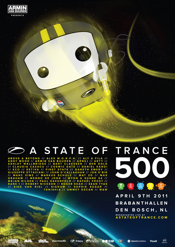 asot 500 - Day 5