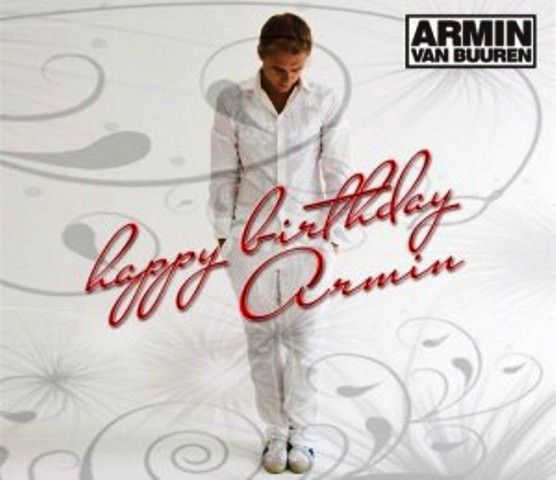 Armin van Buuren is 32. happy birthday from Trancehot